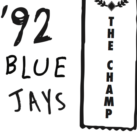 92 Blue Jays Season 2
